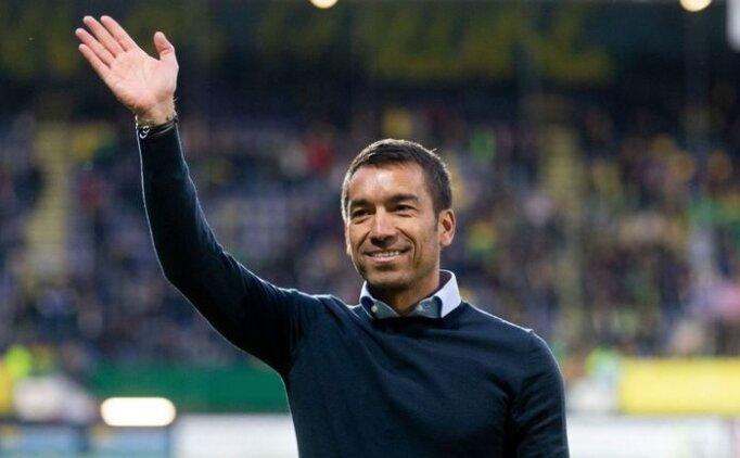 Van Bronckhorst, Guangzhou'nun yeni teknik direktörü oldu