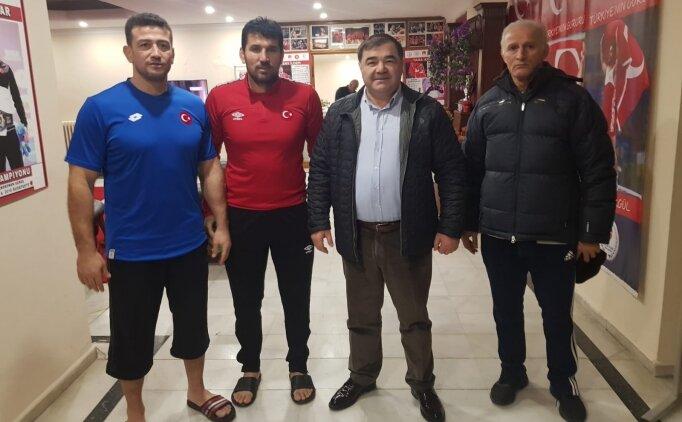 Fotoğraf Kaynak: Türkiye Güreş Federasyonu