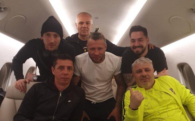Gaziantep FK'de Sumudica ve Maxim dönüyor