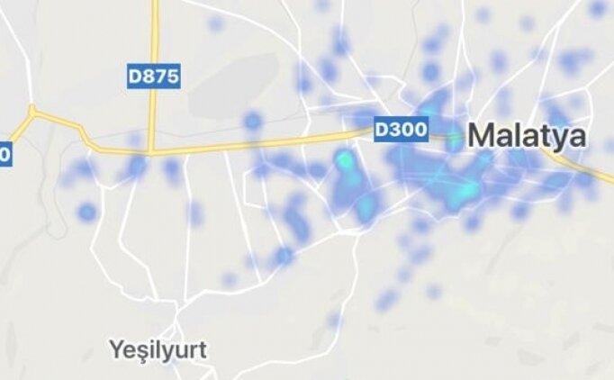 Malatya corona haritası 7 Mayıs 2020