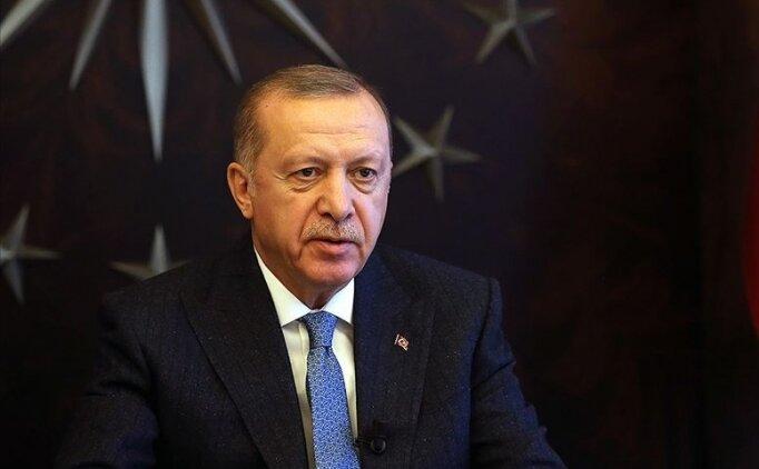 Cumhurbaşkanı Erdoğan: 'Tedbir almaya mecburuz'