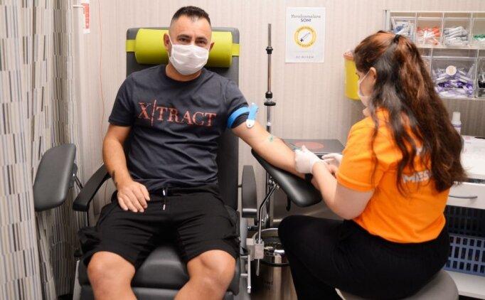 Beşiktaş'ta teknik heyet sağlık kontrolünden geçti