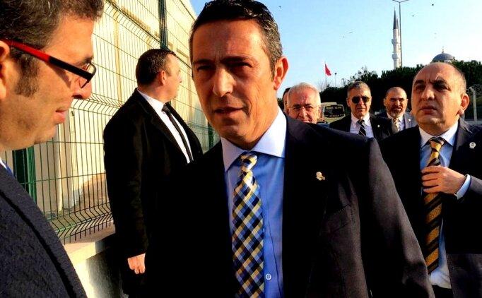 Ali Koç: 'Şampiyonluğumuza yine göz diktiler'
