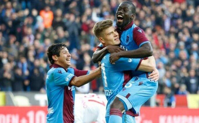 Trabzonspor - Çaykur Rizespor: Muhtemel 11'ler