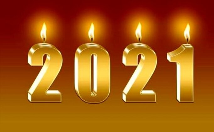 Yeni yıl mesajları 2021! En güzel yılbaşı mesajları, yeni yıl için 2021 sözleri (13 Nisan Salı)