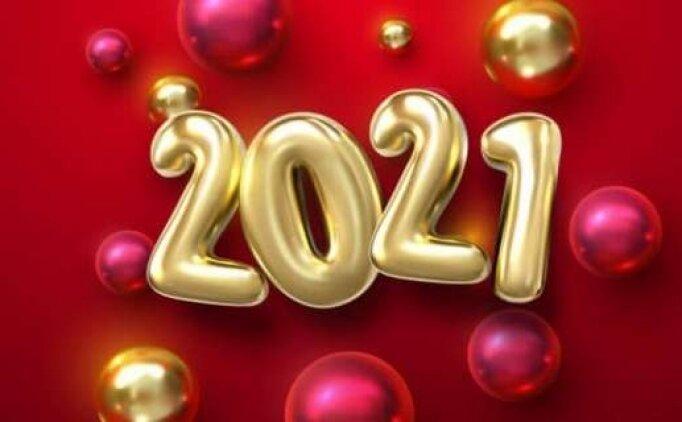 Yeni yıl mesajları listesi, Güzel Yılbaşı mesajları 2021) Kısa, uzun, en etkileyici mutlu yıllar sözleri (13 Nisan Salı)