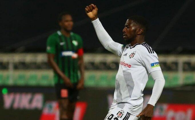 Beşiktaş'ta Diaby'nin performansı kafa karıştırdı