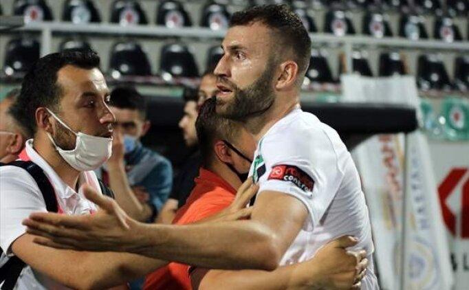 Mustafa Yumlu: 'Hakem iyi yönettiği maçın içine...'