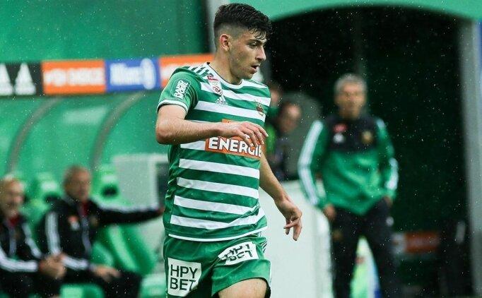 Rapid Wien'de 10 milyon euroluk cevher: 'Yusuf Demir'
