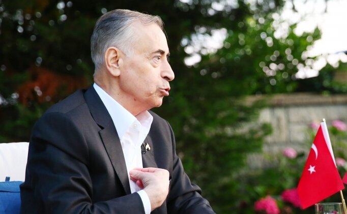 Mustafa Cengiz: 'Galatasaray bizim namusumuzdur'