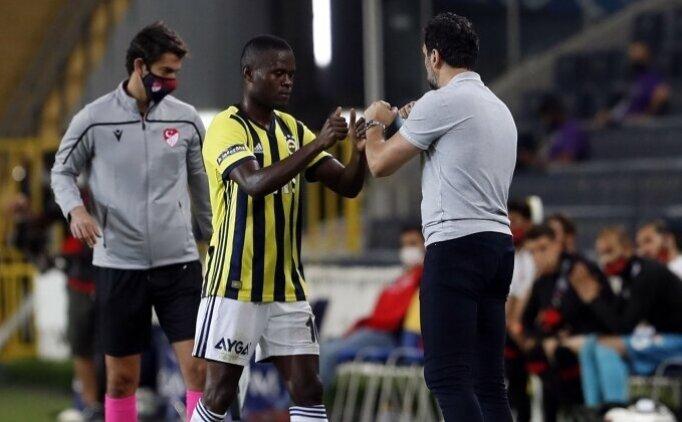 Fenerbahçe'de Samatta ve Cisse'ye terapi!