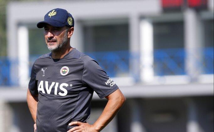 Fenerbahçe'de Vitor Pereira'nın mutlaka transfer istediği 3 bölge!