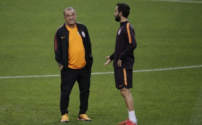 Galatasaray, Selçuk İnan ve Necati Ateş'e emanet