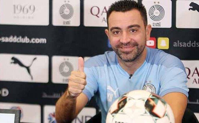 Xavi ve Tabatalı Al-Sadd namağlup şampiyon