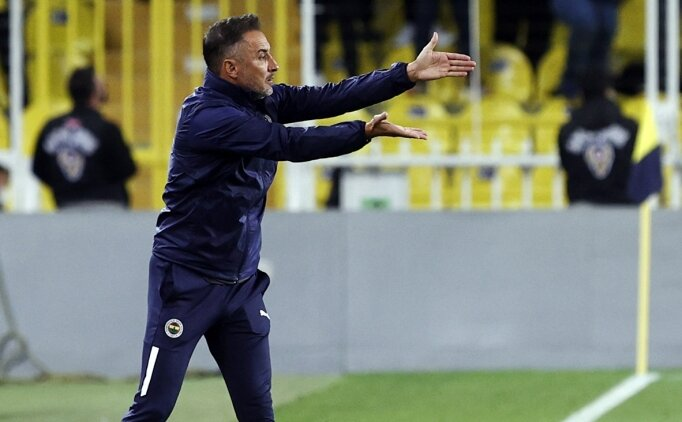 Vitor Pereira: 'Burası zor bir lig! Hatayspor'a dikkat'