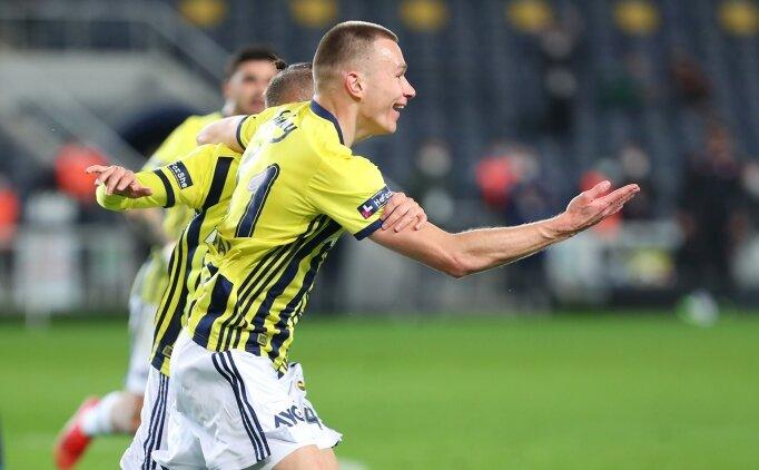 Fenerbahçeli Attila Szalai, EURO 2020 aday kadrosunda
