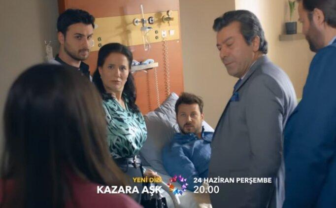 1. bölüm Kazara Aşk izle tek parça, Star TV Kazara Aşk 24 Haziran Perşembe