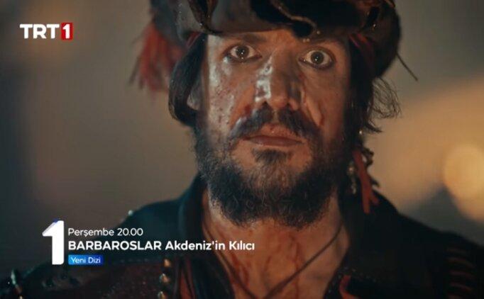 (1. SEZON 1. BÖLÜM) Barbaroslar Akdeniz'in Kılıcı izle TRT 1 full HD canlı