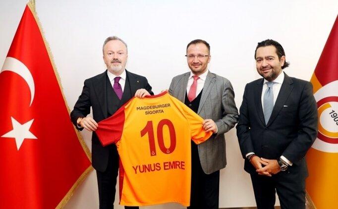 'Galatasaray için elini taşın altına koyan herkese teşekkürler'