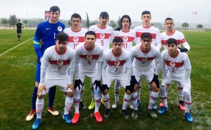 18 Yaş Altı Futbol Milli Takımı, İstanbul'da toplanacak