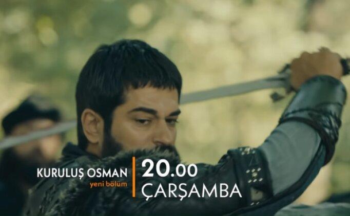 (16 Haziran Çarşamba) Kuruluş Osman canlı izle son bölüm kesintisiz tek parça youtube