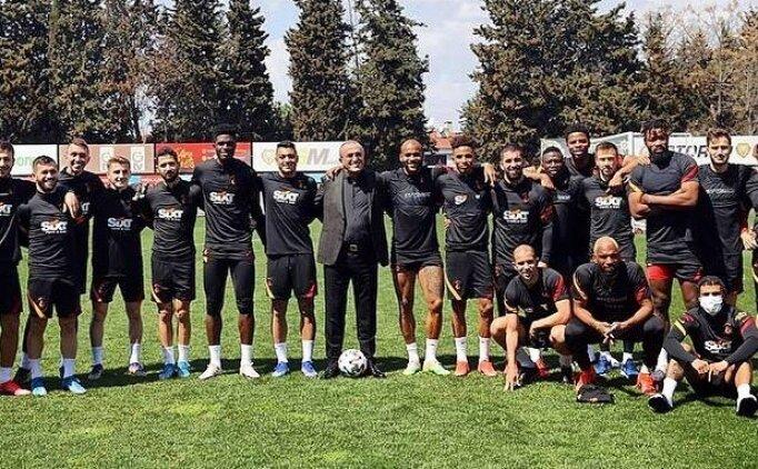 Abdurrahim Albayrak'tan takıma destek