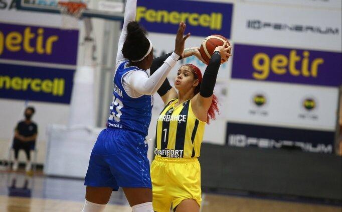 Fenerbahçe Safiport, evinde zorladı ama olmadı!
