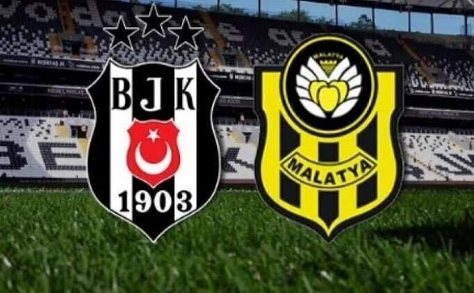 Beşiktaş Yeni Malatyaspor maçı canlı şifresiz izle (beİN Sports izle)