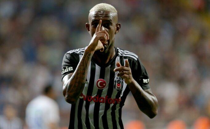 Adriano'dan Talisca'ya mesaj; 'Beşiktaş'a dönelim'