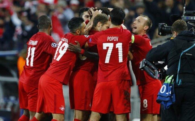 Rubin Kazan - Spartak Moskova maçı canlı izle, canlı oyna Tuttur'da
