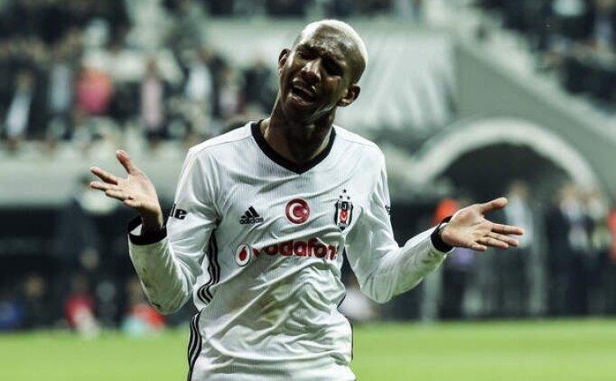 Talisca: 'Bir gün Beşiktaş'a dönmek istiyorum'