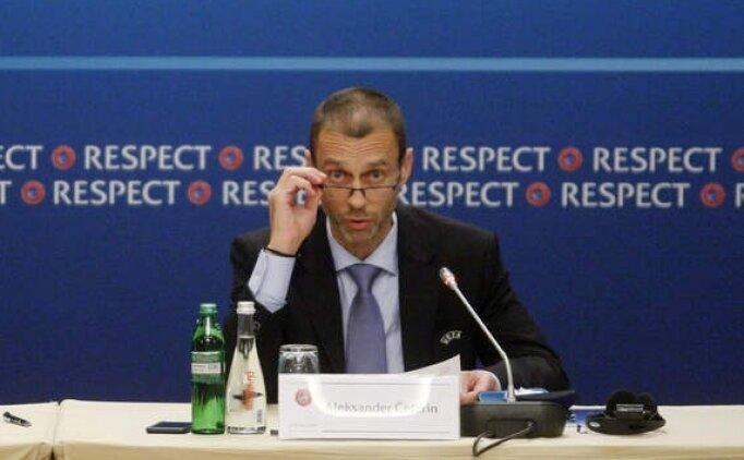 Ayrılığın perde arkası: 'UEFA para önerdi'