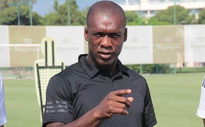 Seedorf: 'Siyahi teknik adamlara şans verilmiyor'