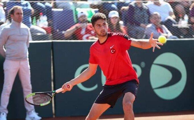 Altuğ Çelikbilek Wimbledon'da ikinci tura yükseldi