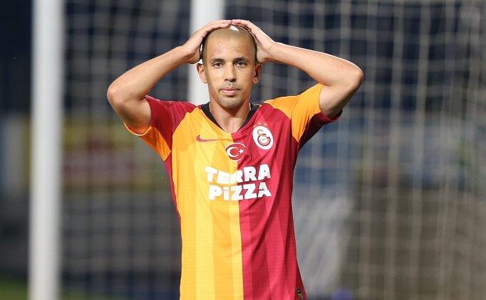 Galatasaray'da bir devir kapanıyor: Feghouli