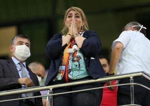 Berna Gözbaşı: 'Şampiyon Trabzonspor olur'