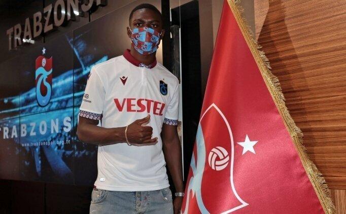 Plaza, Trabzonspor'dan Fransa'ya gidiyor!