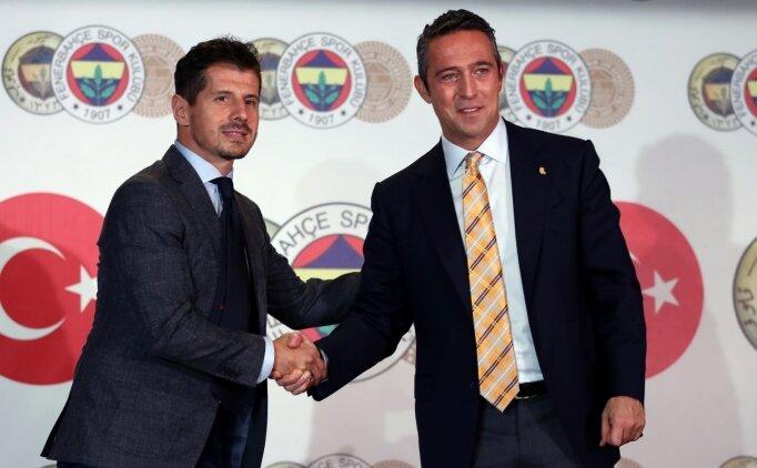 Fenerbahçe'de Emre Belözoğlu'nun ilk hedefi