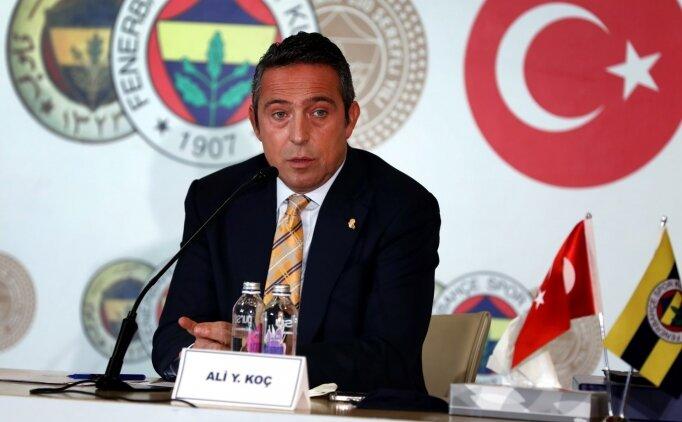 Fenerbahçe'den Aziz Yıldırım'a cevap!