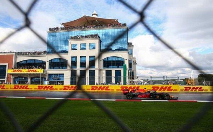 2021 Formula 1 İstanbul için yeni bir ihtimal daha var