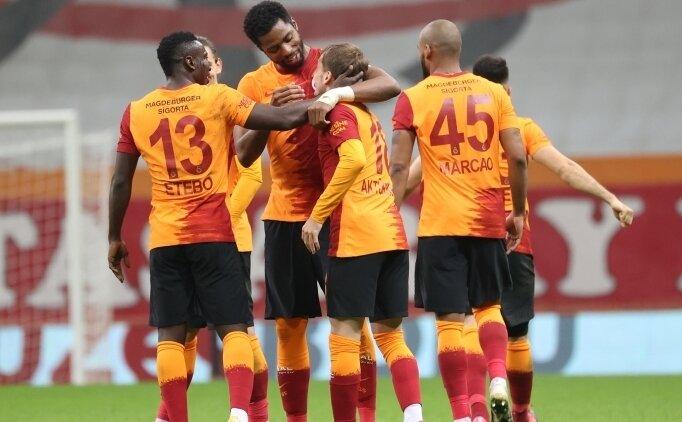 İlk 11'ler: Göztepe - Galatasaray