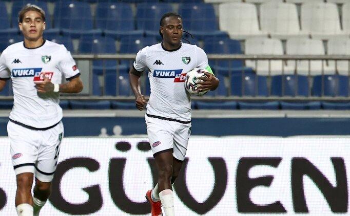 Denizlisporlu Rodallega, geçen sezon attığı gol sayısını geçti