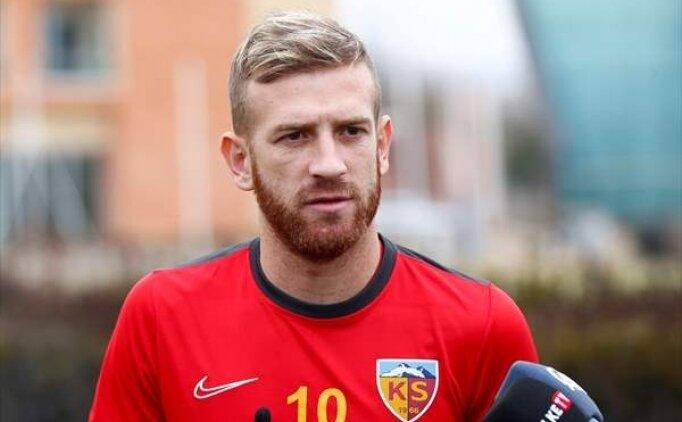 Kayserispor Pedro Henrique'nin Sivasspor'a transferini açıkladı