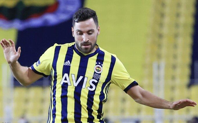Fenerbahçe'de Sinan Gümüş sakatlandı