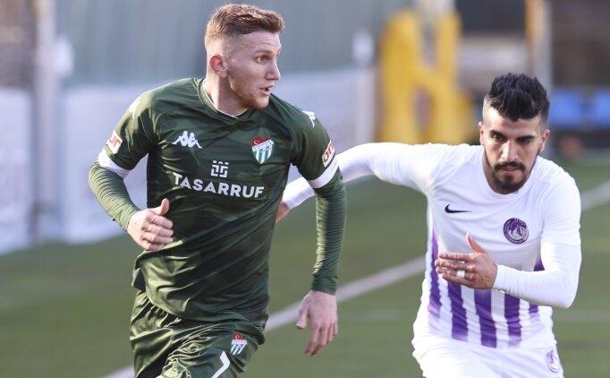 Bursaspor'un Burak Kapacak için Trabzonspor'dan isteği