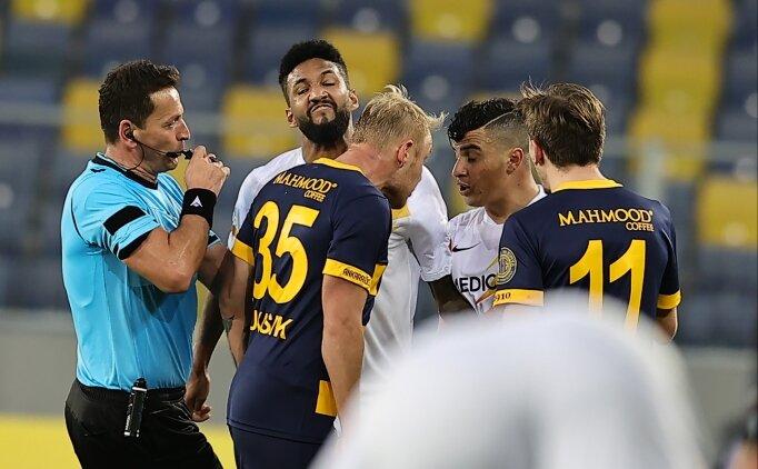 Yeni Malatyasporlu futbolcu Karim Hafez'in cezasına indirim