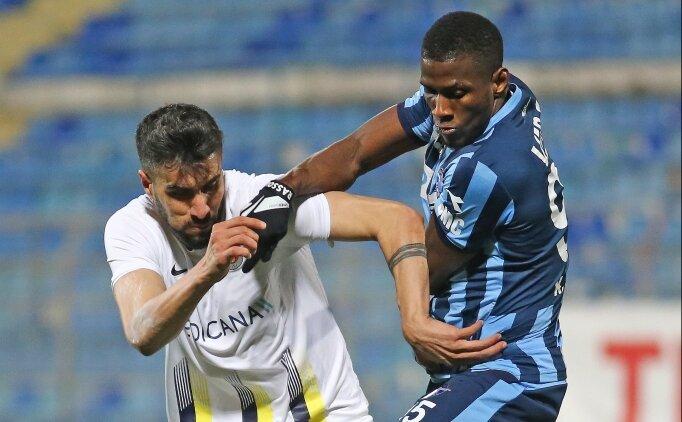 Adana Demirsporlu Rassoul: 'Sezonu en azından 3. olarak bitirmek istiyoruz'