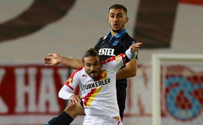 Trabzonspor'da Hosseini ile sıkı pazarlık