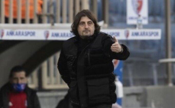 Mehmet Ak: 'Play-out sistemi olursa memnun oluruz'