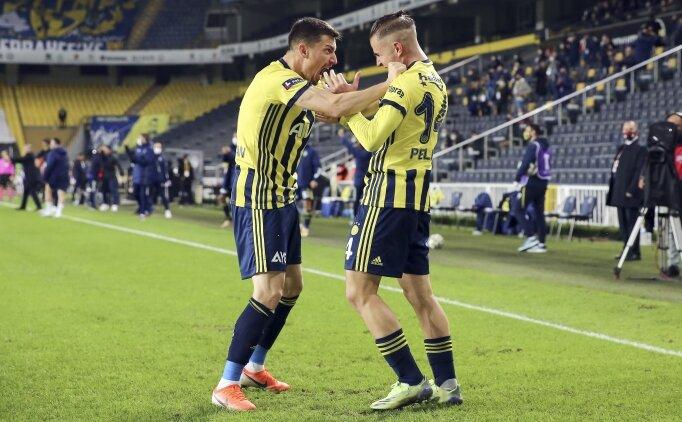 Fenerbahçe'de orta sahalar açık kapatıyor